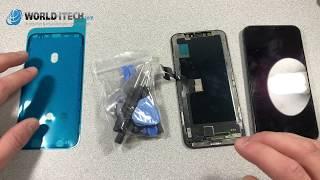 Remplacement Ecran iPhone X / 10 Tutoriel