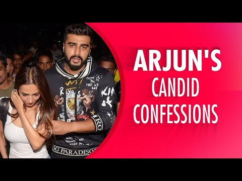 EXCLUSIVE: For The First Time Ever, Arjun Kapoor Admits To His Relationship With Malaika Arora! Mp3