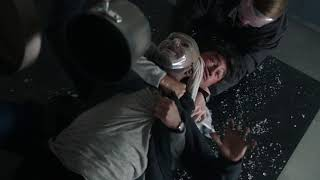 Game night kidnapping fight scene