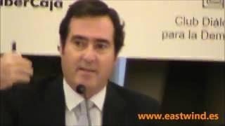 Garamendi -Pte Cepyme- sobre qué preocupa a las Pymes españolas
