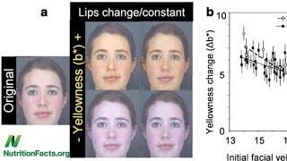 Zdravá barva tváře