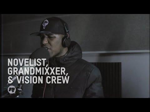 Ruff Sound Movement: Novelist, Grandmixxer & Vision Crew