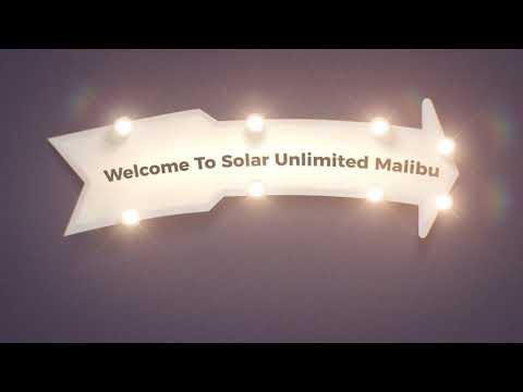 Solar Repair By Solar Unlimited Malibu