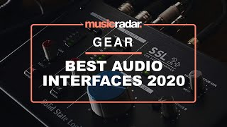 The best Audio Interfaces 2020 - the ultimate shopping list