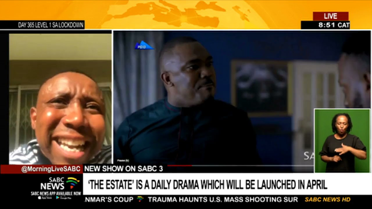 Download New show on SABC 3 | 'The Estate' is a daily drama which will be launched in April