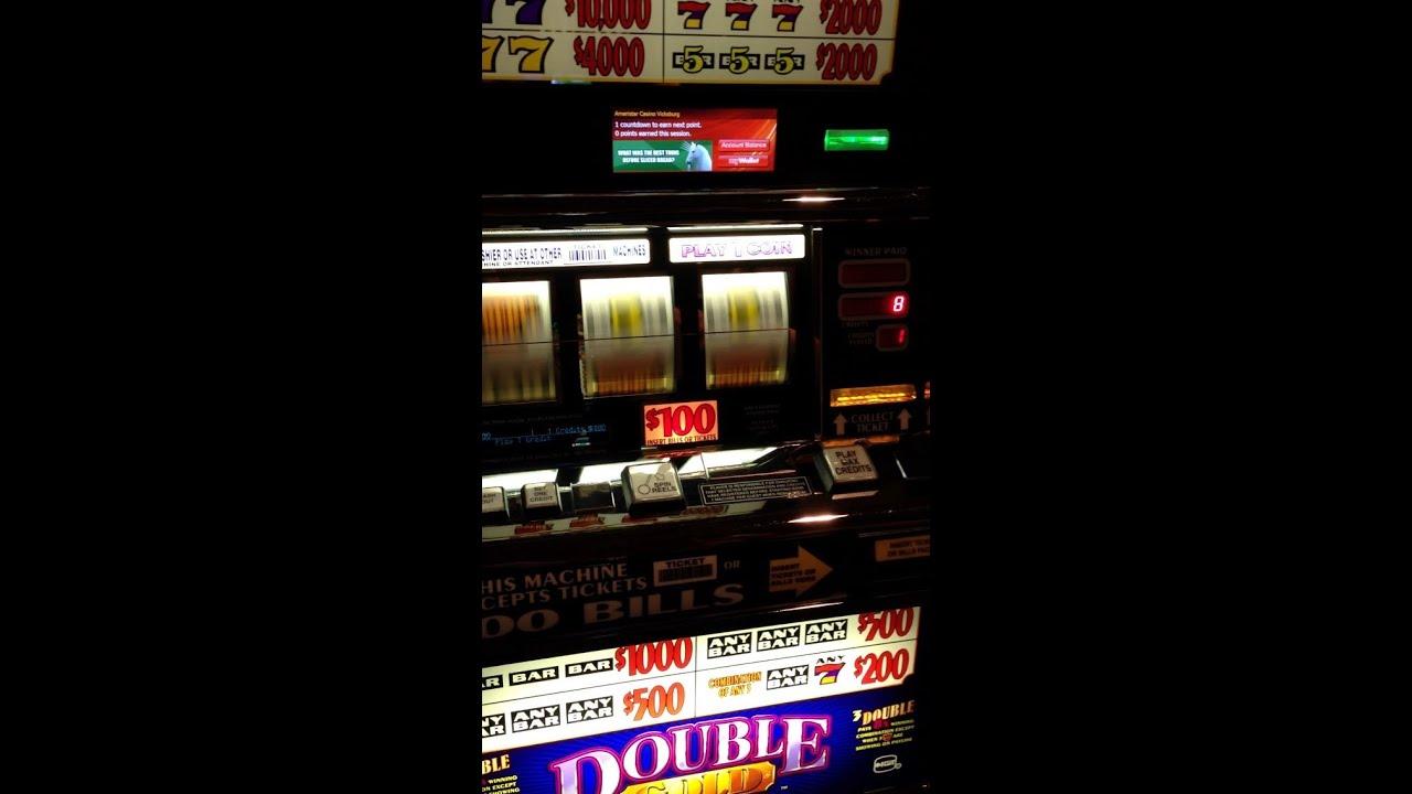 Video Slot Machine Wins