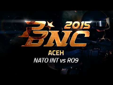 PBNC 2015 Final Lokal W3 :  Aceh - NATO INT vs RO9