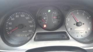 Видео-тест автомобиля Toyota Caldina