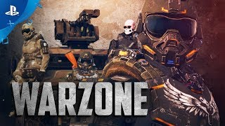 Warzone VR - Official Trailer | PS4