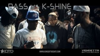 KOTD - Rap Battle - Pass vs K-Shine *Co-Hosted By Alchemist* | #Vendetta