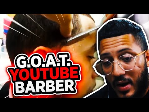 The LEGENDARY BARBERS OF YOUTUBE! First Barber I Subbed To 🔥