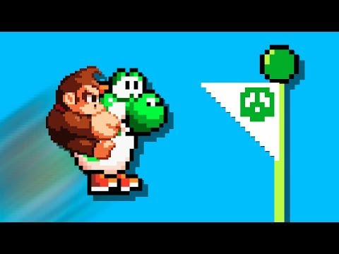 Super Donkey Kong Bros