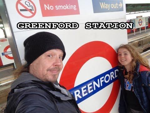 Greenford Railway Station- CAMT101