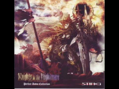 Knights in the Nightmare - Music: Clash with the Servant Sakit