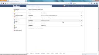 how to change email on facebook-how to change primary email on facebook 2016