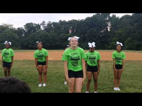 Lee Franconia Cheer HS Prep Squad
