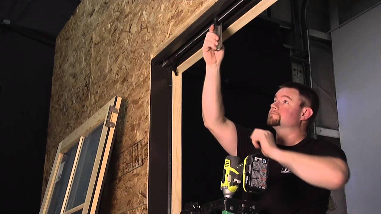 jeld wen w 4500 folding door system installation