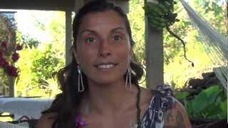 l arte del massaggio hawaiano lomilomi con hau oli okalani