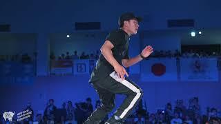 Rain (CH) vs. Shigekix (JP) BBOY Semi Final YOG Qualifier Kawasaki, Japan | YAKBATTLES x WDSF