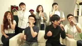 矛盾一生 cover (無伴奏合唱版本) - SENZA A Cappella (原唱:JW 王灝兒)