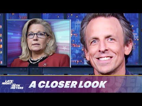 Republicans Oust Liz Cheney for Rejecting Trump's Big Lie: A Closer Look