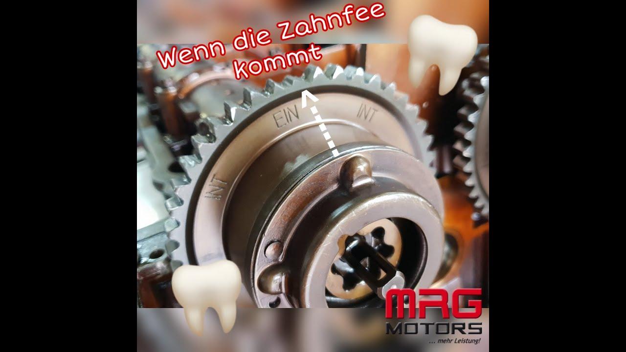 Steuerkettenschaden Mercedes M271 Motor   wenn die Zahnfee kommt!