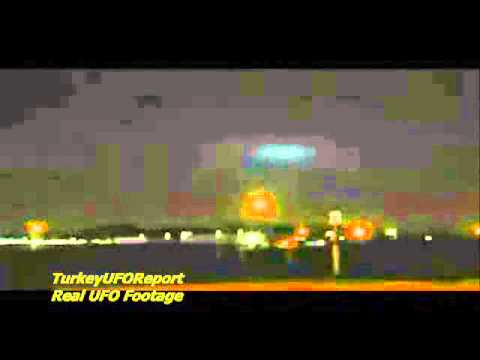 UFO AND SECURITY CAMERA RECORD-2013-REAL FOOTAGE-2 VIDEOS