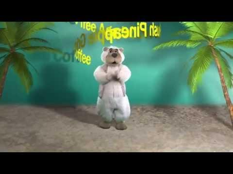 Energizer Dance   Charlie Bear   Agadoo