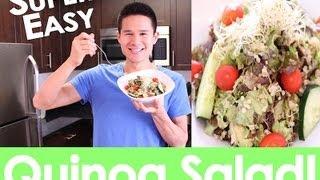 Scrumptious Quinoa Salad!