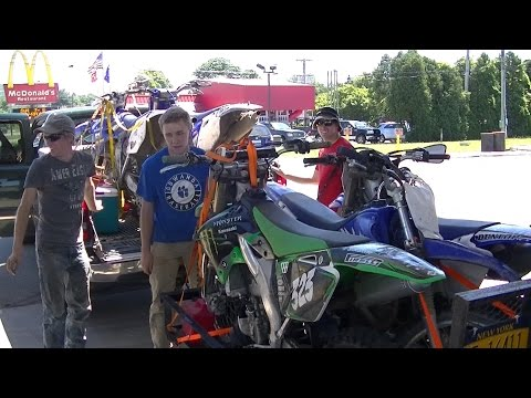Crazy Dirt Bike Roadtrip