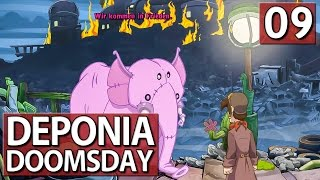 Deponia Doomsday #9 EXPLOSIONEN ► Lets Play Deponia Doomsday deutsch