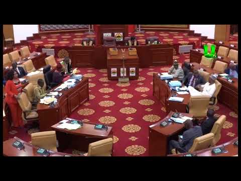 Akwatia MP Makes First Speech On The Floor Of Parliament