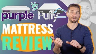 Puffy Vs Purple Mattress Review (2019 Updated)