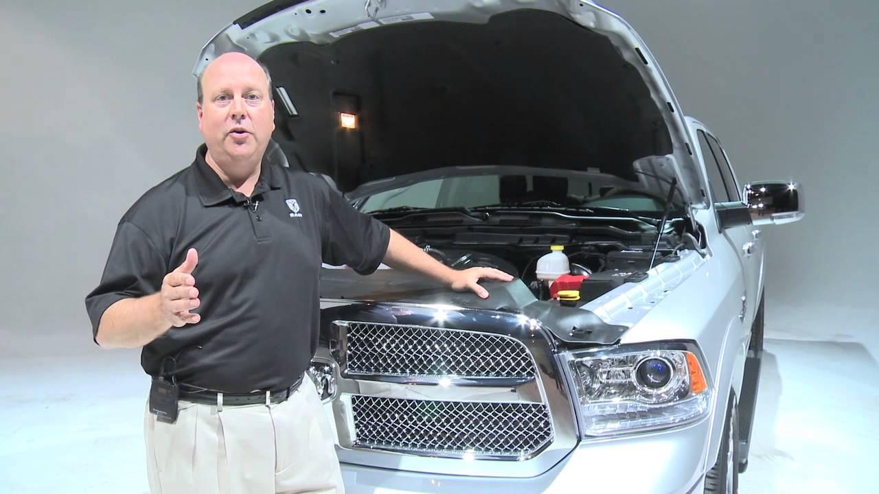 Video: Ram's Chief Engineer Talks EcoDiesel - PickupTrucks