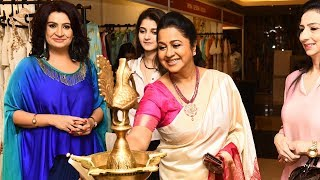 Radikaa Sarathkumar inaugurates 'The Vimonisha Mega Style Souk 2017'