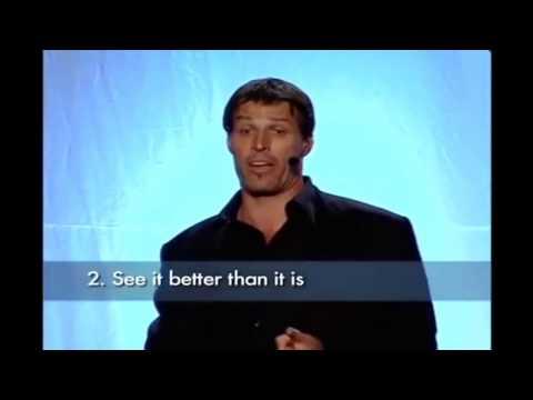 Tony Robbins   Words Of Wisdom