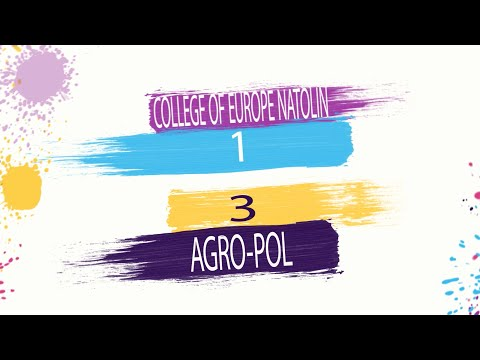 COLLEGE OF EUROPE NATOLIN 1 : 3 AGRO-POL - III BIZNESKLASA - 1 KOLEJKA SEZON ZIMA 2020