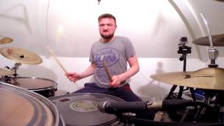 Nirvana - Blew (Drum Cover)