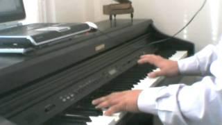 Pablo Milanés - Yolanda (piano Cover)