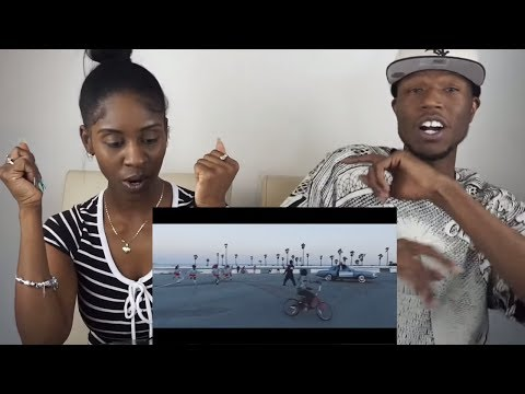 Mura Masa - All Around The World (Official Video) ft. Desiigner  - REACTION