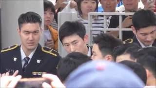 2016.5.28 u클린 콘서트 서울경찰홍보단 동방신기 창민, 슈퍼주니어 시...