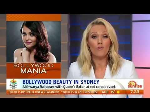 Aishwarya Rai in Sydney for Longines   Australian Media (2018)