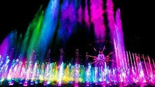 The Complete 2015 World of Color at Disneyland