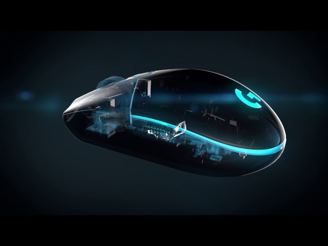 Logitech announces the G203, the latest Prodigy gaming mouse
