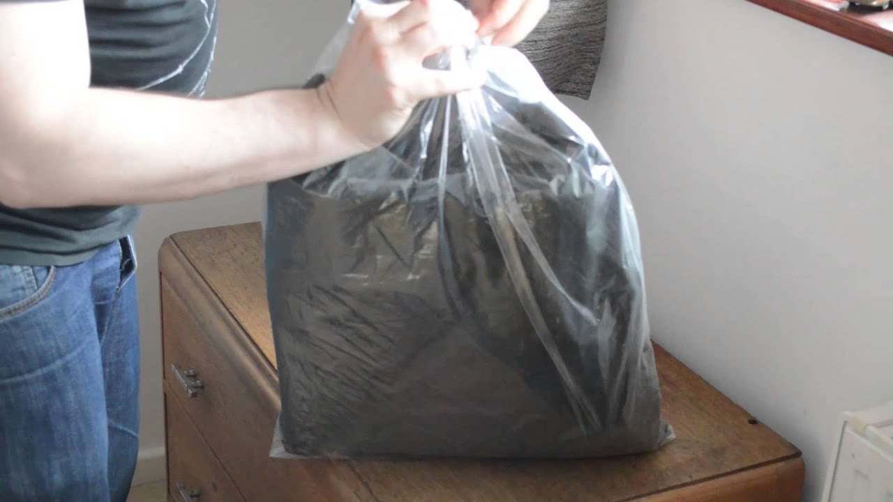 gift wrapping a large awkward duffle backpack youtube