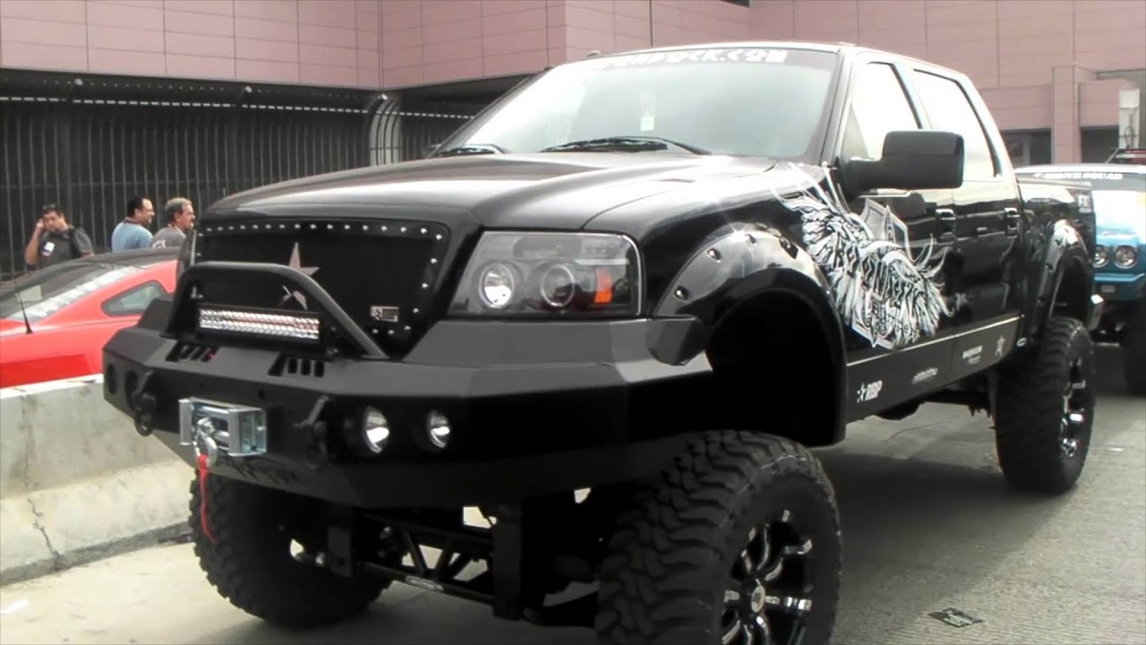 Dubsandtires com ford f 150 on 20 rbp custom wheels with 38 toyo open country mud tires mp4 youtube