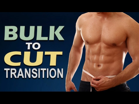 How to properly transition from bulking to cutting youtube how to properly transition from bulking to cutting malvernweather Images