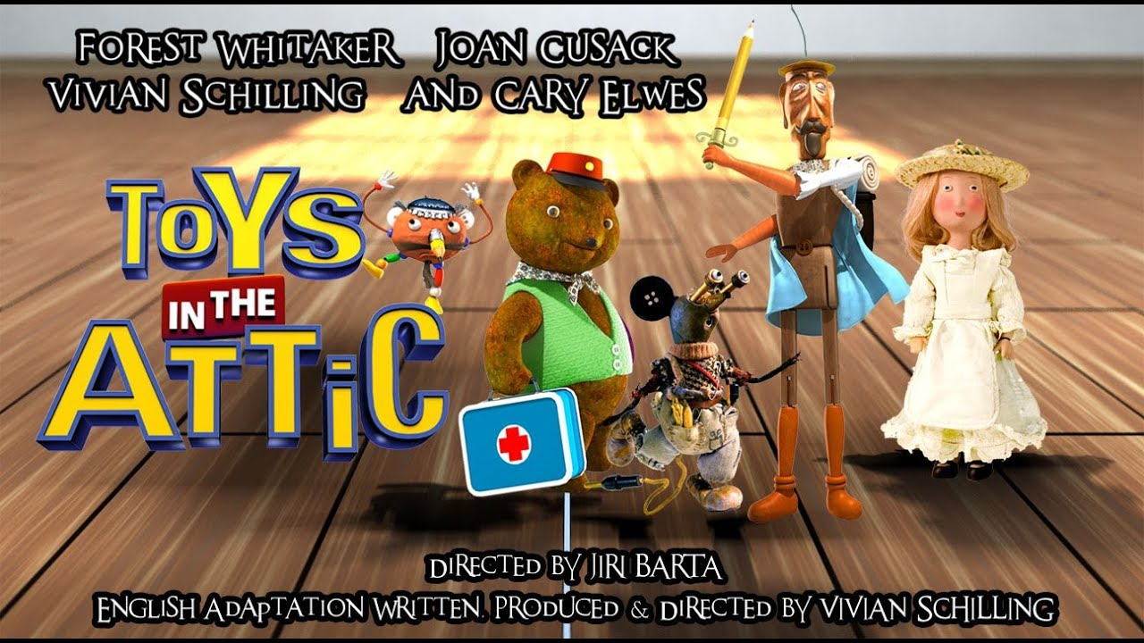 Toys In The Attic Trailer Youtube