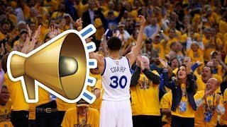 LOUDEST Stephen Curry Crowd Reactions!