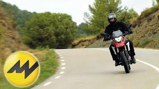 BMW G 310 GS Test   Motorvision